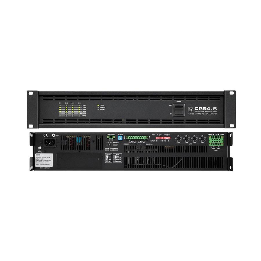 เพาเวอร์แอมป์ ยี่ห้อ EV Electro-Voice รุ่น CPS4.5 Amplifier