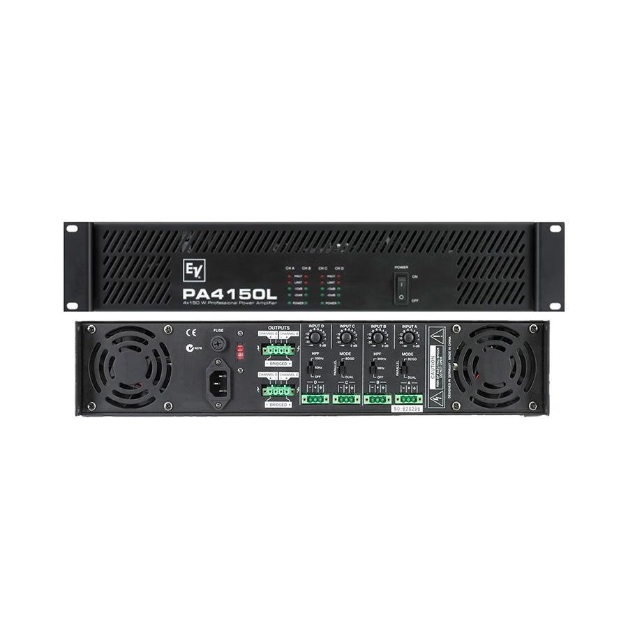 เพาเวอร์แอมป์ ยี่ห้อ EV Electro-Voice รุ่น PA4150L Amplifier