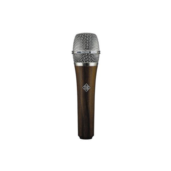 ไมโครโฟนสำหรับร้อง ยี่ห้อ Telefunken รุ่น M80 CHERRY