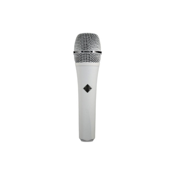 ไมโครโฟนสำหรับร้อง ยี่ห้อ Telefunken รุ่น M80 WHITE