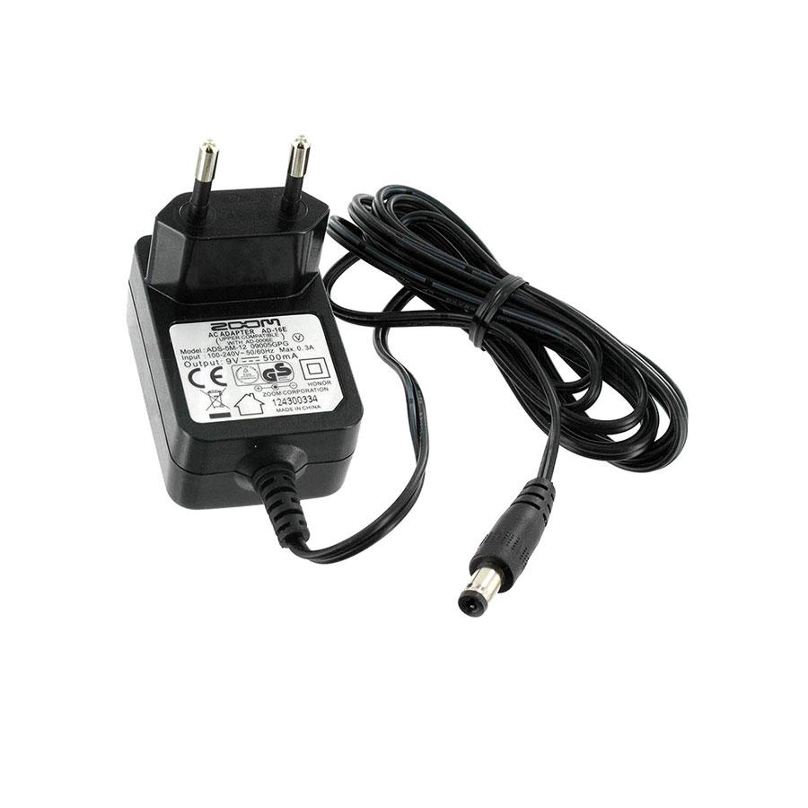 อะแดปเตอร์แปลงไฟ ยี่ห้อ Zoom รุ่น AD-16 power adapter