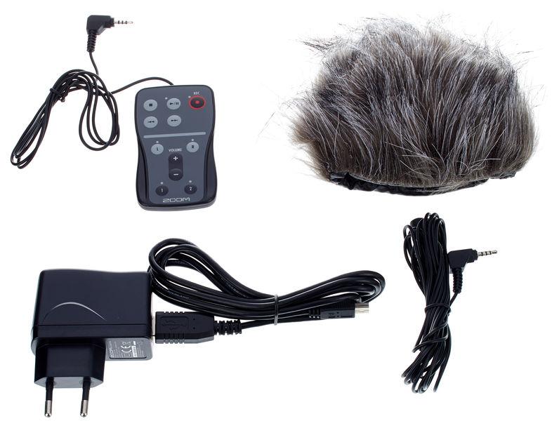 ชุดอุปกรณ์เสริมกล้องเเละมือถือ ยี่ห้อ Zoom รุ่น APH-5