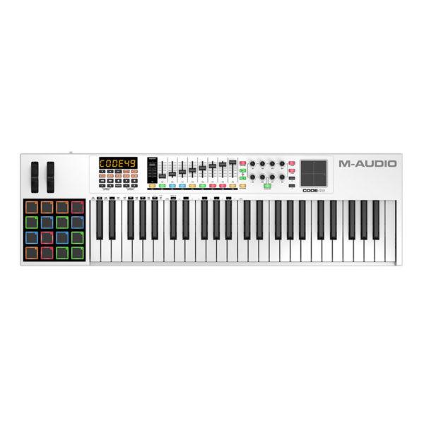คีย์บอร์ดทำเพลง M-Audio Code 49 USB MIDI Controller