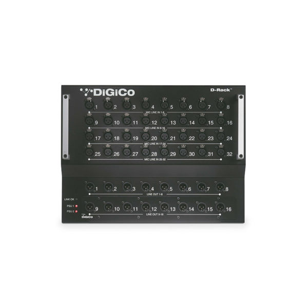 DIGICO D-RACK Stage Box สเตจบ๊อก