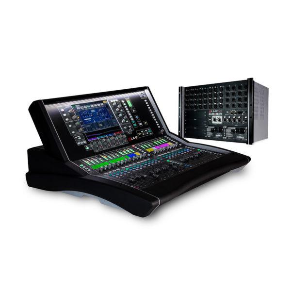 ชุดดิจิตอลมิกเซอร์ ALLEN & HEATH dLIVE S3000+DM32 Pack