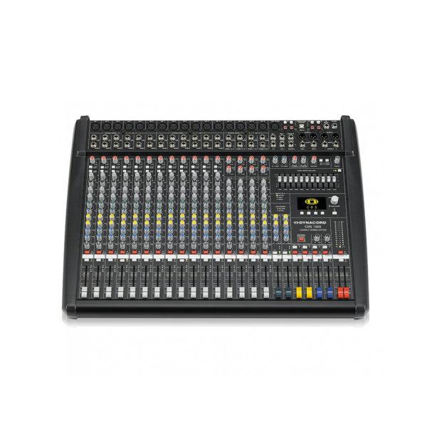 DYNACORD CMS1600-3 Compact Mixer อนาล็อกมิกเซอร์