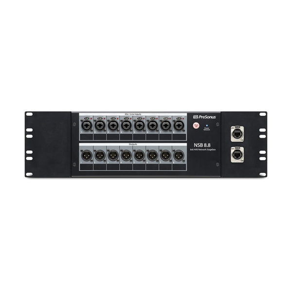 PreSonus NSB 8.8 AVB Networked Stage Box สเตจบ๊อก