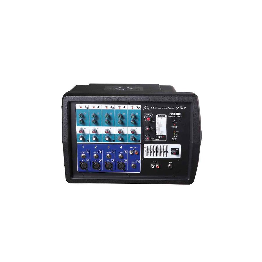 เพาเวอร์มิกเซอร์ Wharfedale Pro PMX500