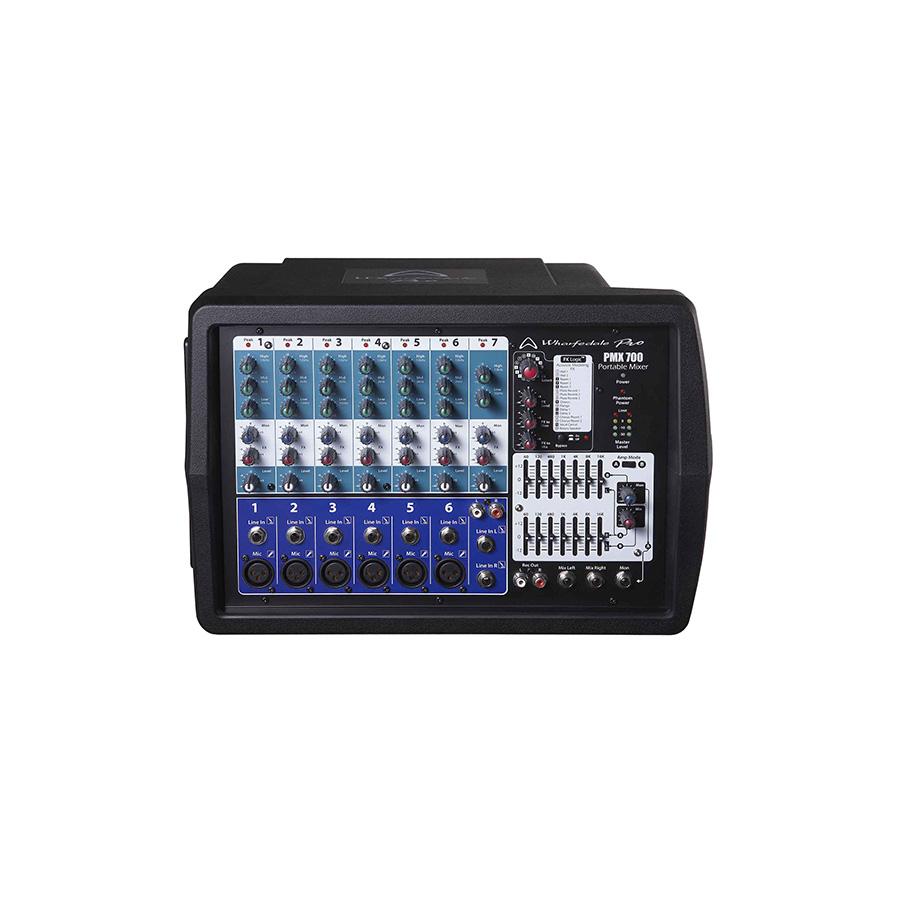 เพาเวอร์มิกเซอร์ Wharfedale Pro PMX700
