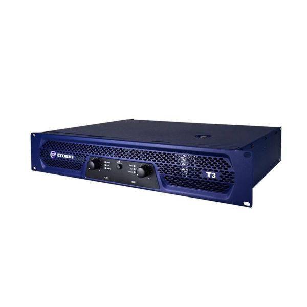 เพาเวอร์แอมป์ CROWN T3 Power Amplifier