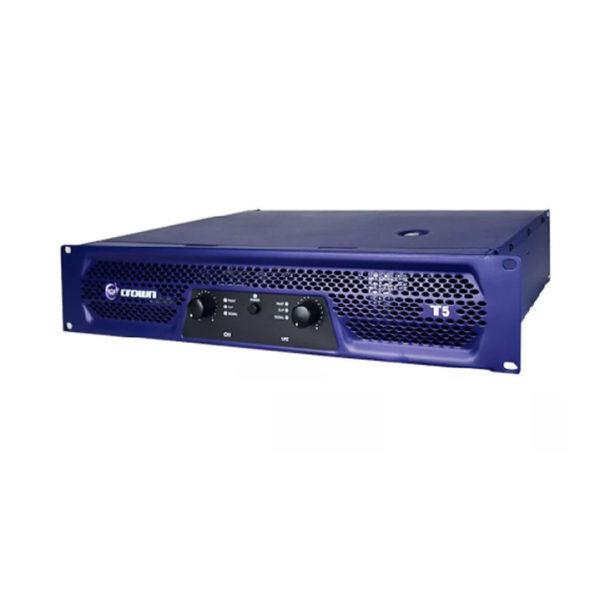 เพาเวอร์แอมป์ CROWN T5 Power Amplifier