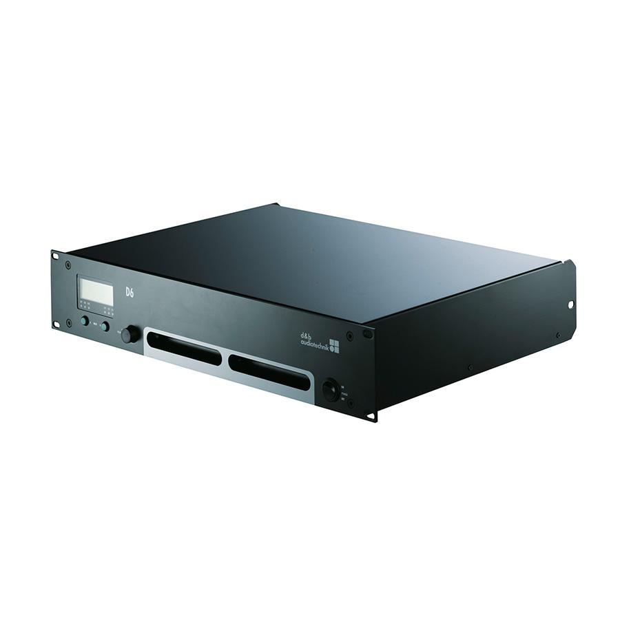 เพาเวอร์แอมป์ d&b audiotechnik D6 Dual Channel Amplifier
