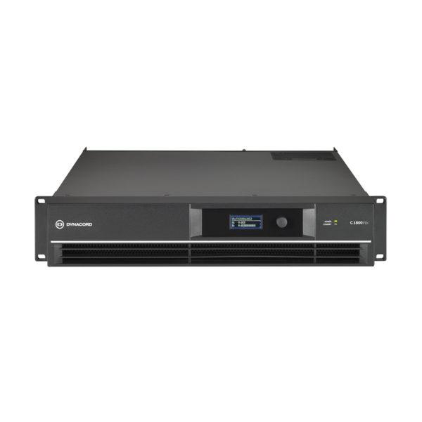 เพาเวอร์แอมป์ Dynacord C1800FDi DSP Power Amplifier 2x950W