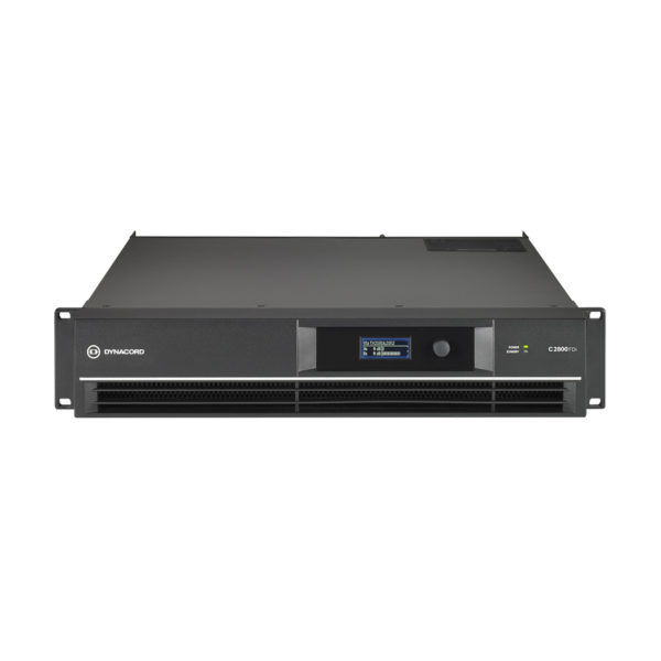เพาเวอร์แอมป์ Dynacord C2800FDi DSP Power Amplifier
