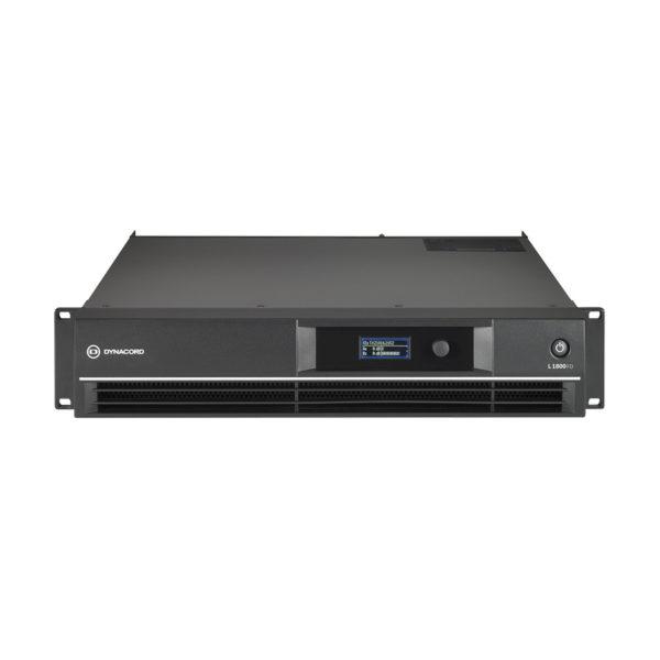 เพาเวอร์แอมป์ Dynacord L1800FD DSP Power Amplifier 2x1400W