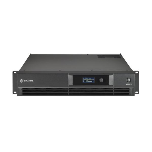 เพาเวอร์แอมป์ Dynacord L2800FD DSP Power Amplifier 2x1400W