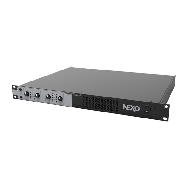 NEXO DTDAMP4x0.7C เพาเวอร์แอมป์ 2 แชนแนล 360 วัตต์
