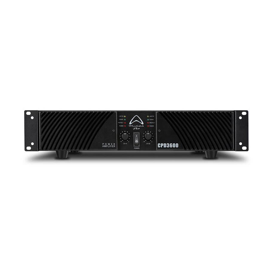 Wharfedale Pro CPD3600 เพาเวอร์แอมป์ 2 แชนแนล 870 วัตต์