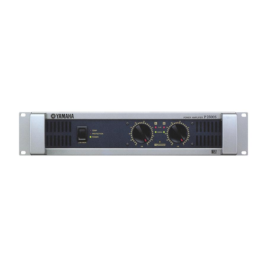 เพาเวอร์แอมป์ YAMAHA P2500S Dual Channel Power Amp