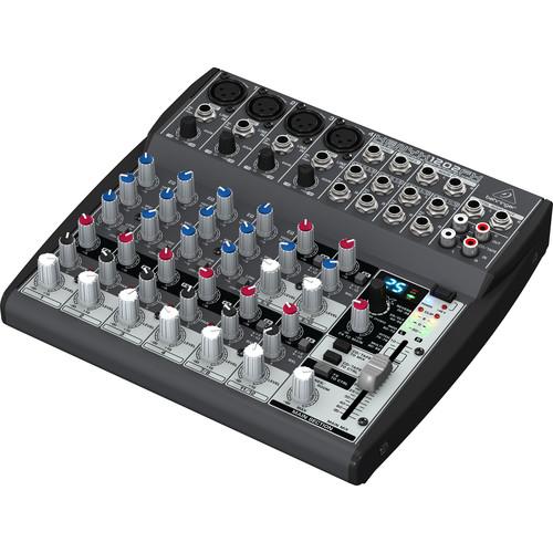 อนาล็อกมิกเซอร์ BEHRINGER XENYX 1202FX Mixer