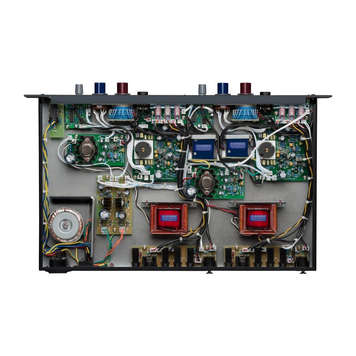 ปรีไมค์สำหรับบันทึกเสียง ยี่ห้อ Warm Audio รุ่น WA273