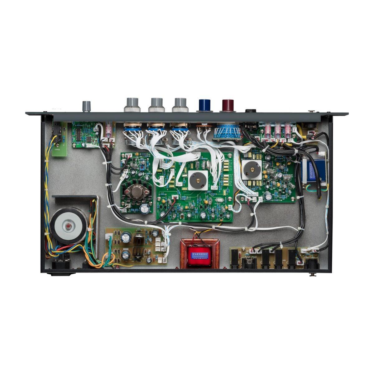 ปรีไมค์พร้อมอีควอไลเซอร์ ยี่ห้อ Warm Audio รุ่น WA73-EQ