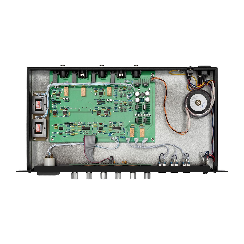 อะนาล็อกคอมเพรสเซอร์ ยี่ห้อ Warm Audio รุ่น BUS-COMP