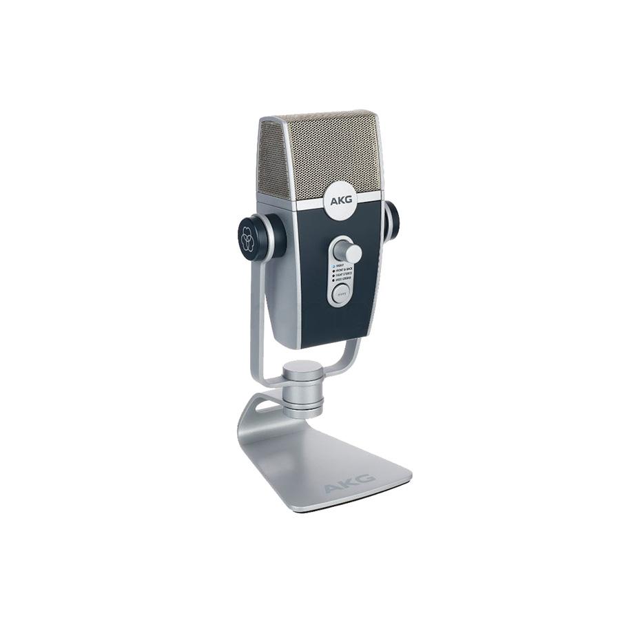 ไมโครโฟนอัดเสียง USB ยี่ห้อ AKG รุ่น Lyra USB Microphone