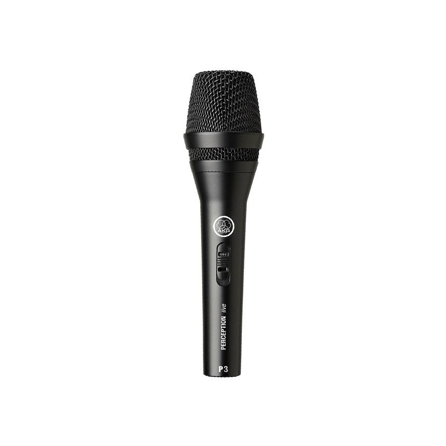 ไมค์ร้องเพลง ยี่ห้อ AKG รุ่น P3S Dynamic Microphone