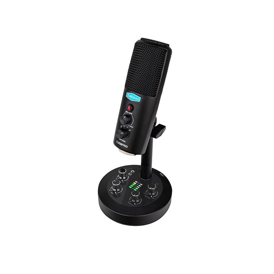 ไมค์อัดเสียงแบบ USB Alctron CU58 PRO USB Condenser Microphone