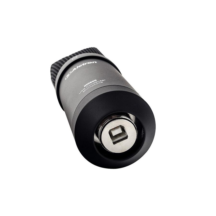 ไมค์อัดเสียงแบบ USB Alctron UM900 USB Condenser Studio Microphone