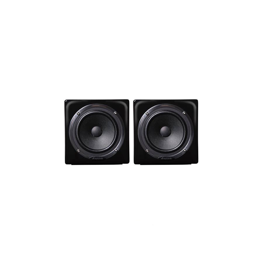 ลำโพงสตูดิโอมอนิเตอร์ Avantone Mixcube Active (Pair) Black