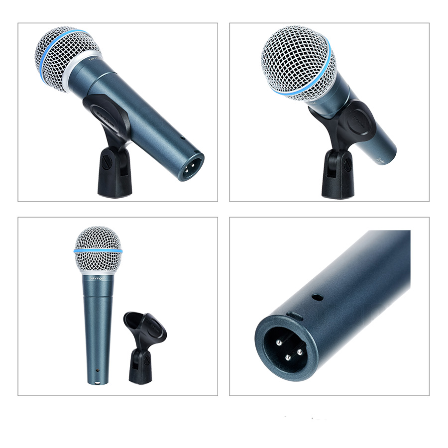 ไมโครโฟน BEHRINGER BA85A Super Cardioid Microphone