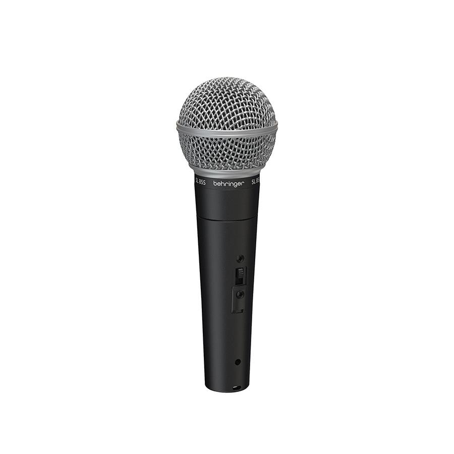 ไมโครโฟน ยี่ห้อ BEHRINGER รุ่น SL85S Dynamic Microphone
