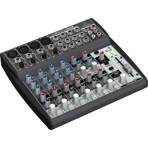 อนาล็อกมิกเซอร์ BEHRINGER XENYX 1202 analog mixer