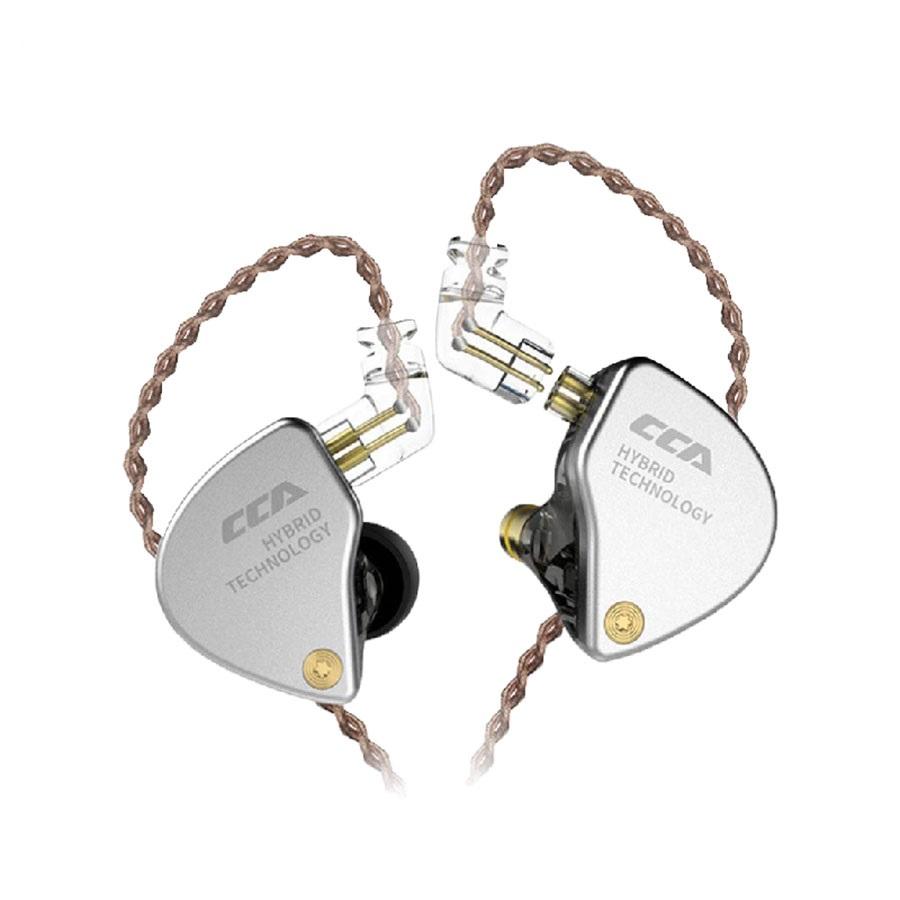 หูฟังอินเอียร์ ยี่ห้อ CCA รุ่น CA4 ( ไม่มีไมค์ )
