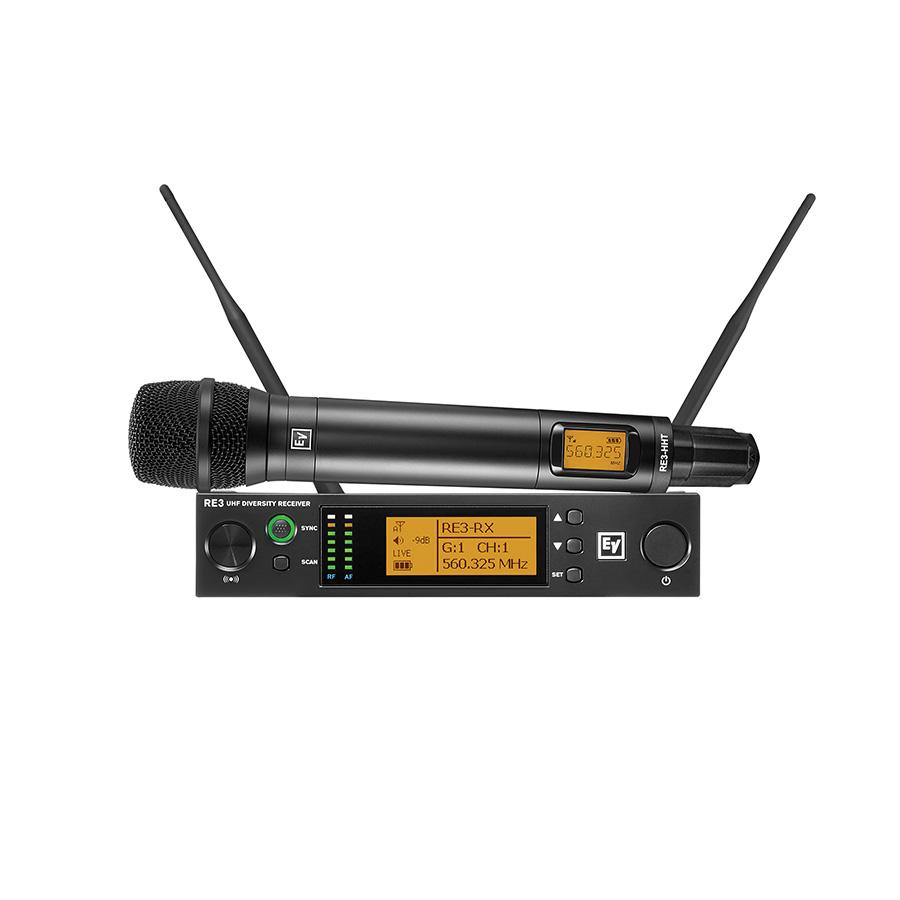 ไมโครโฟนไร้สาย ยี่ห้อ EV Electro-Voice รุ่น RE3-RE420