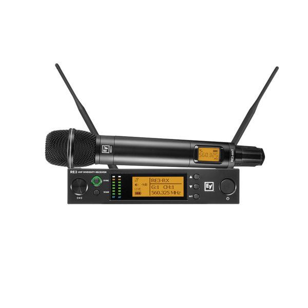 ไมโครโฟนไร้สาย ยี่ห้อ EV Electro-Voice รุ่น RE3-ND86