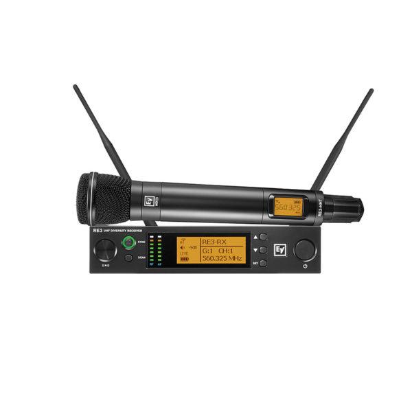 ไมโครโฟนไร้สาย ยี่ห้อ EV Electro-Voice รุ่น RE3-ND96
