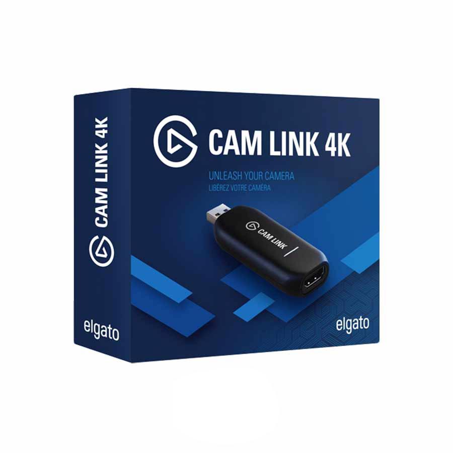 การ์ดแคปเจอร์ภาพ Elgato CAM LINK 4K