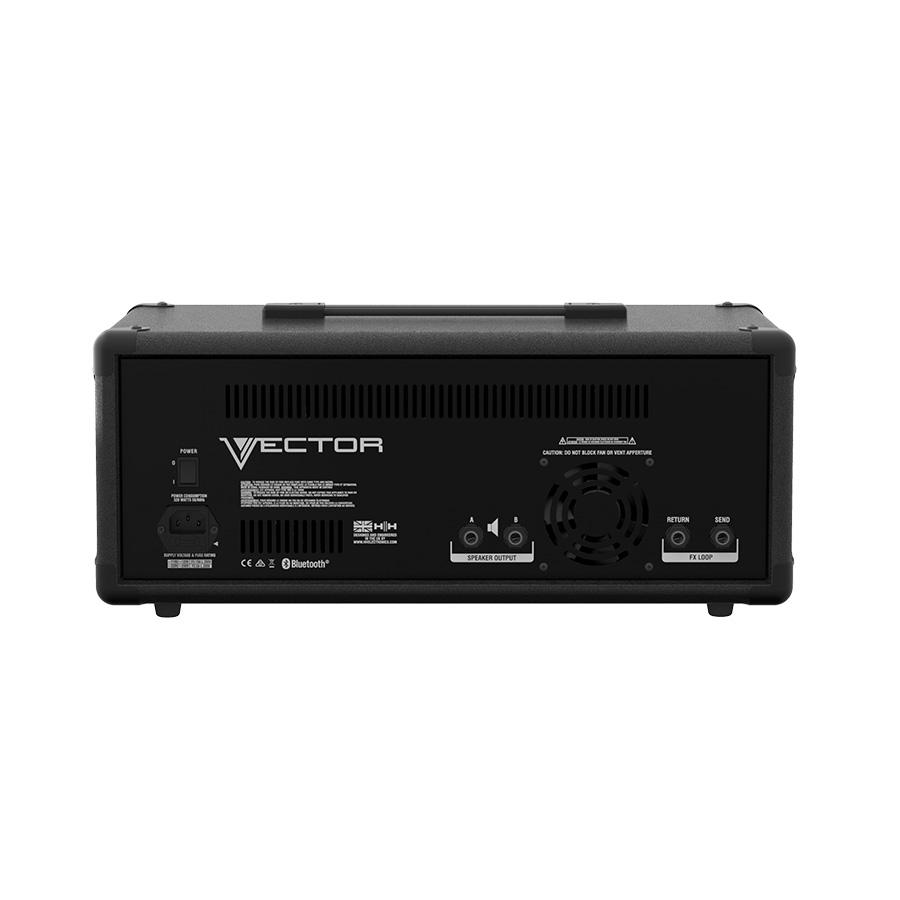 เพาเวอร์มิกเซอร์ HH Electronics VRH600 8 channel Power Mixer