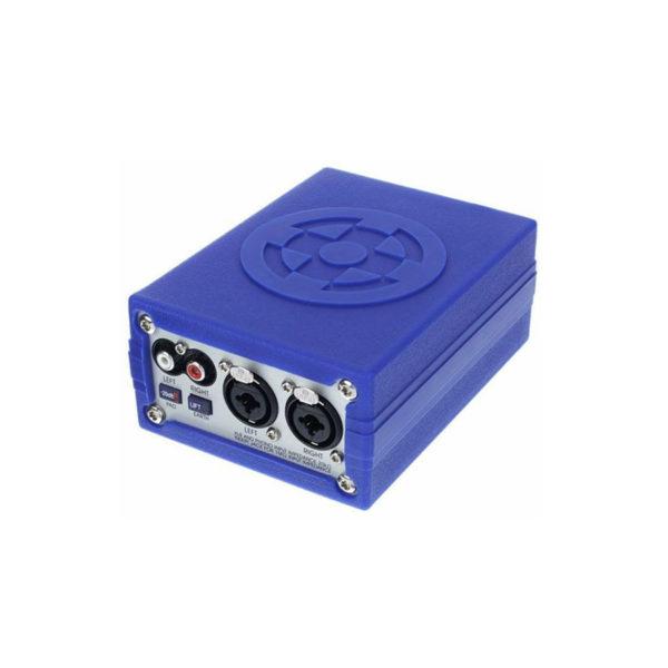 ดีไอบ๊อก KLARK TEKNIK DN200 Active Stereo Direct Box