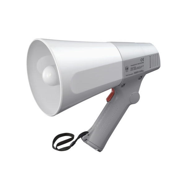 โทรโข่งแบบมือถือ TOA ER-520 Hand Grip Type Megaphone