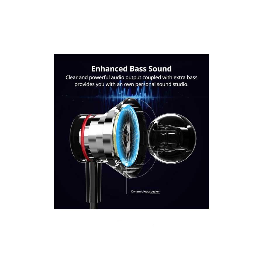 หูฟังบลูทูธออกกำลังกาย Tronsmart Encore S2 Plus Sport Bluetooth Headphones