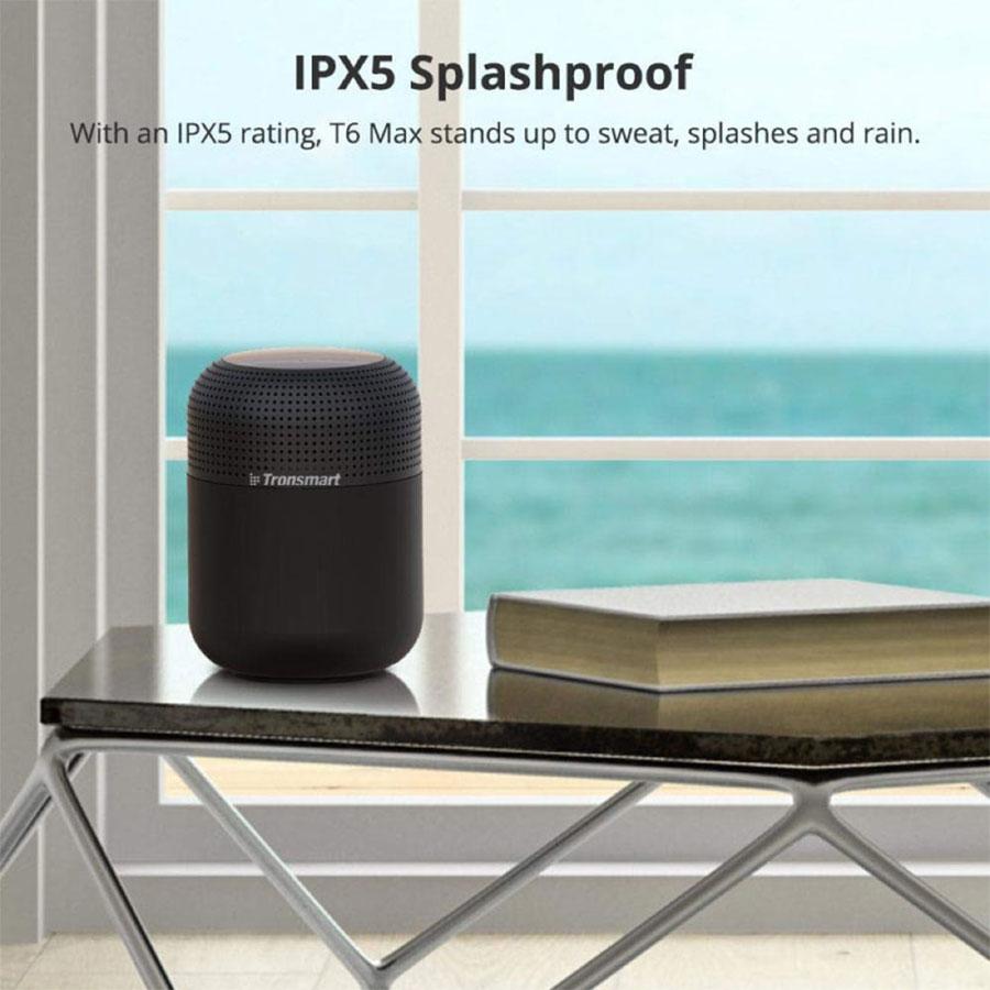 ลำโพงบลูทูธ Tronsmart T6 MAX Portable Bluetooth Speaker
