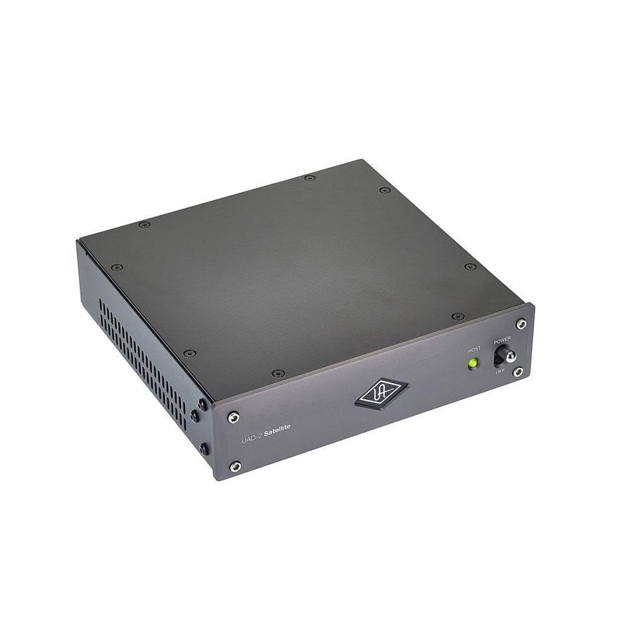 UAD-2 SATELLITE THUNDERBOLT 3 QUAD Core อุปกรณ์ช่วยประมวลผล DSP