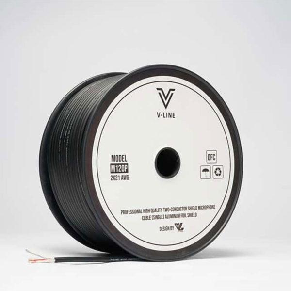 VLine M120P สายสัญญาณแบบ Balance ทำให้ได้เสียงที่คุณภาพดี