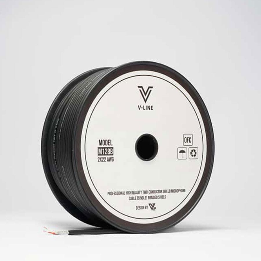 VLine M128B แบบ Balance ทำให้ได้เสียงที่คุณภาพดี