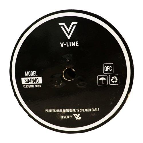 VLine S04N40 สายลำโพงสำหรับงานติดตั้ง