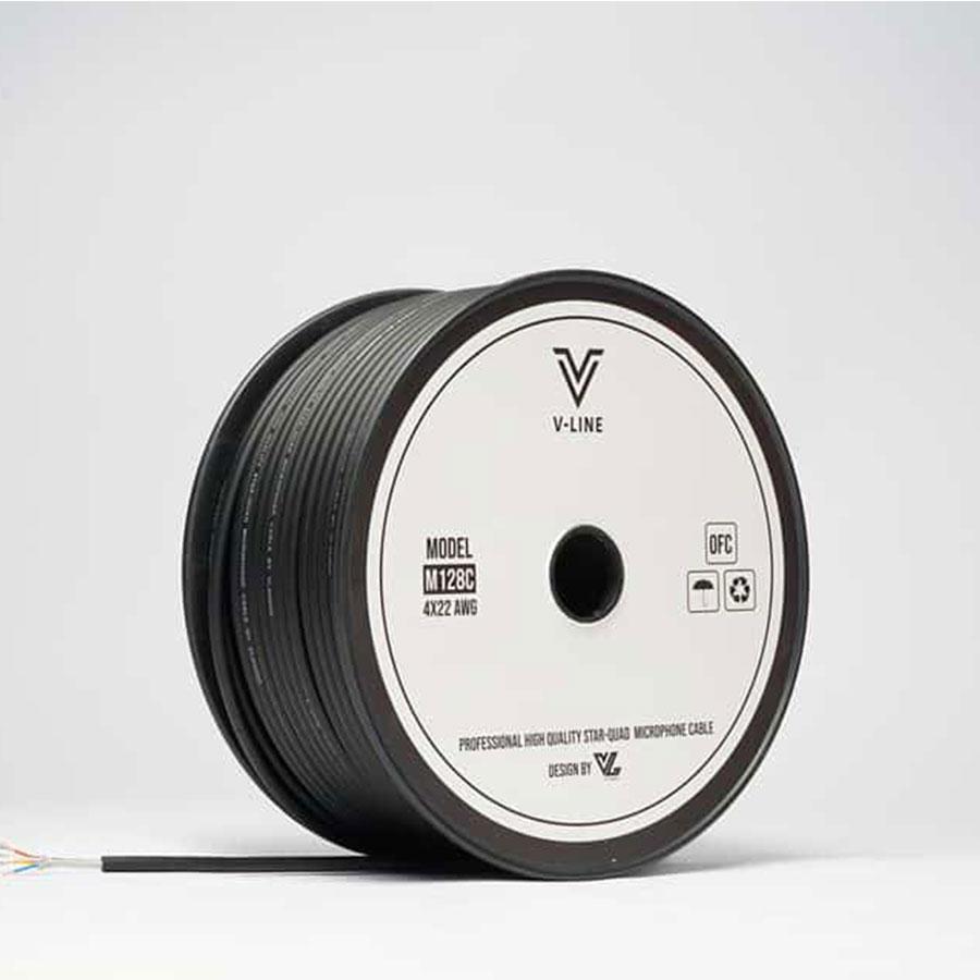 VLine M128C แบบ Balance ทำให้ได้เสียงที่คุณภาพดี